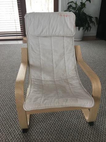 Fotelik dziecięcy, fotel dla dziecka, IKEA POANG