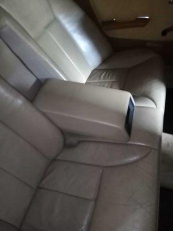 Задний автомобильный диван(кожа)