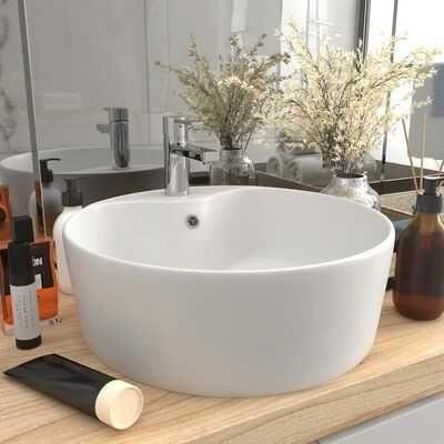 Lavatório de casa de banho / montagem sobre bancada