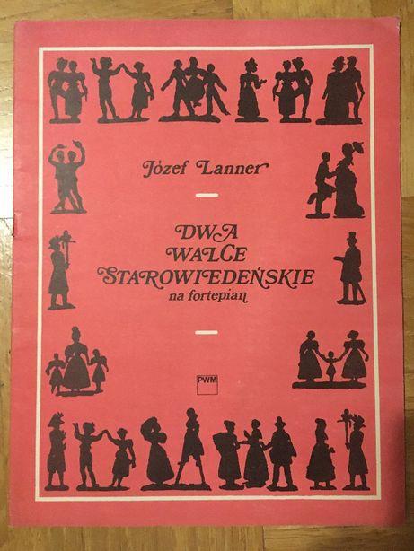Dwa walce starowiedeńskie na fortepian (J.Lanner)