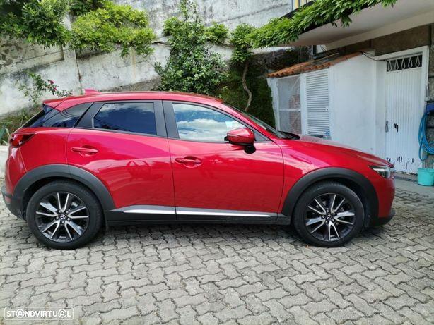 Mazda CX-3 1.5 Sky.Excellence