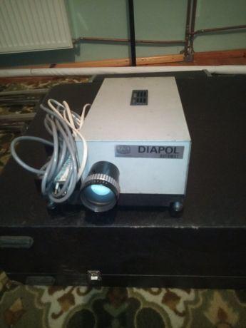 Projektor Rzutnik do slajdów Diapol Automat