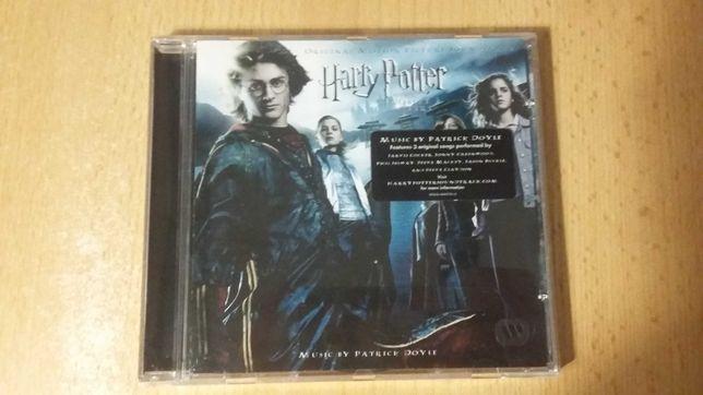 Harry Potter and the Goblet of Fire - CD soundtrack, ścieżka dźwiękowa