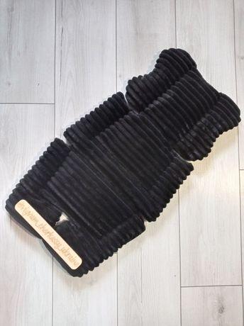 Плюшевий матрасик в коляску на хлопкопоні