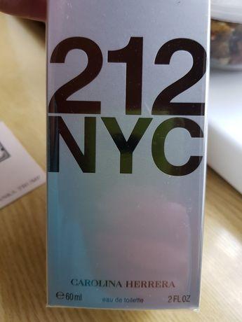 Туал.вода парфюм Carolina Herrera 212 NYC