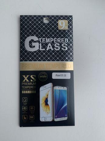 Szkło hartowane iPhone Xs Nowe!