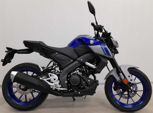 Nowa Yamaha MT 125*dostępna od ręki*Dealer Gdańsk*prawo jazdy kat.B