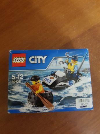 LEGO City Побег в шине