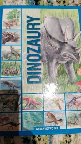 Książki Dinozaury