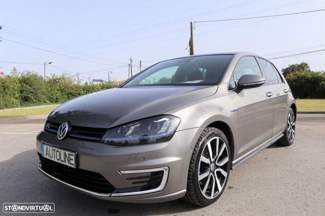 VW Golf 1.4 GTE Plug-in