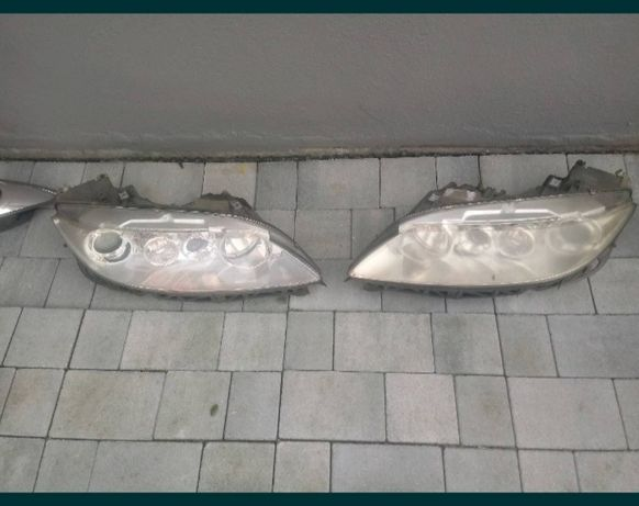 Mazda 6 lampy przód i tył