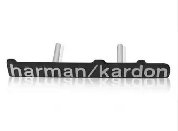 Logo harman kardon aluminiowe 43x5