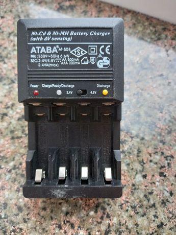 Зарядное устройство для аккумуляторов АА и ААА