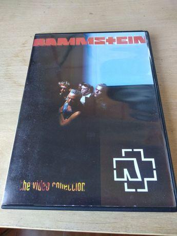 RAMMSTEIN vídeo colection DVD