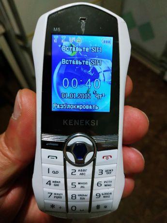 Телефон Keneksi-M5(2сим)