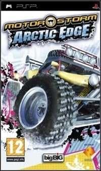MotorStorm: Arctic Edge PSP
