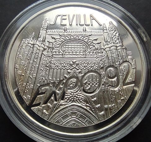 200 000 zł 1992 Expo'92 Sevilla