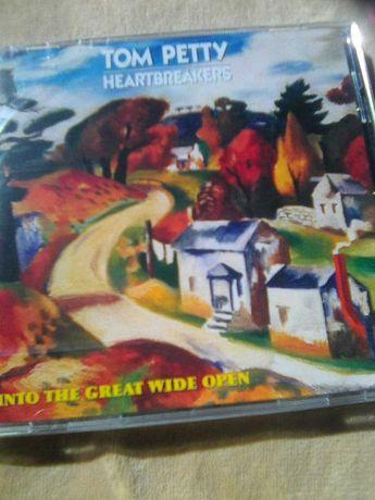 Tom Petty Heartbreakers Into The Great Wide Open CD / folia /