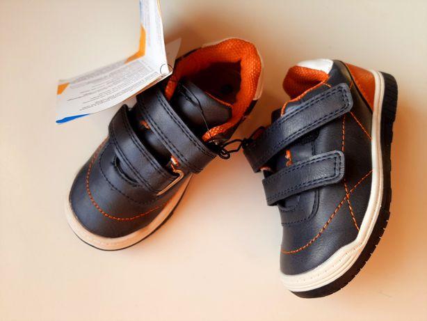 Nowe buty dziecięce chłopięce zapinane na rzep 23 YOUNGTYLE 24