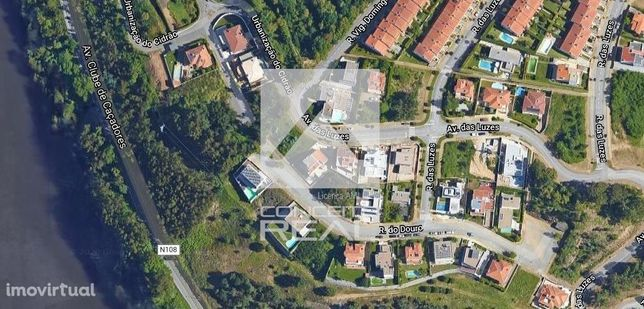Terreno para construção Quinta das Luzes em Jovim Gondomar