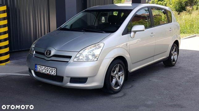 Toyota Corolla Verso 2.2 D 4D 2005 r. Salon PL Bezwypadkowa