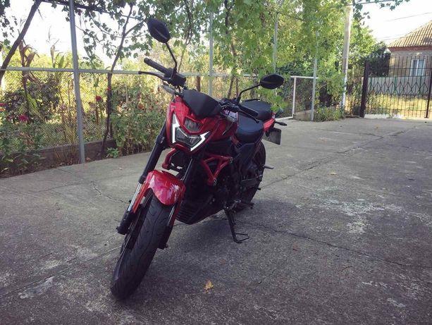 Продам мотоцикл lifan sr200