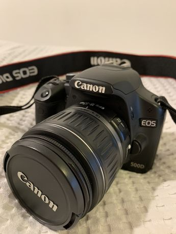 Canon 500D +wyposażenie