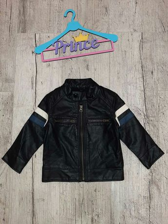 Куртка с эко кожи GAP p.86-92