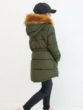 Зимняя куртка на девочку 164 р ( 13-14 лет)