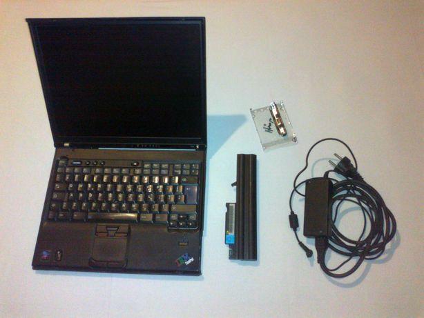 computador portatil pc laptop ibm t43 lenovo original