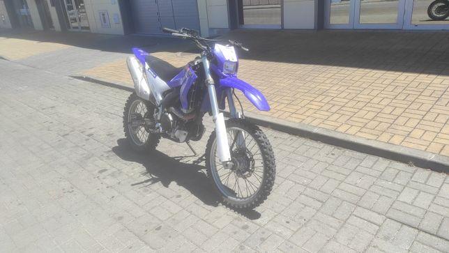 Yamaha wr250r sem doc
