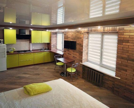 Черновола 6, ЦЕНТР ... 1к ... Шикарная квартира в стиле LOFT.