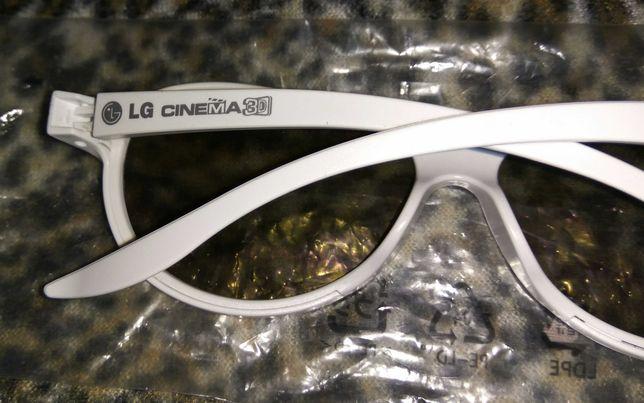 LG Cinema 3D glasses Okulary 3D LG