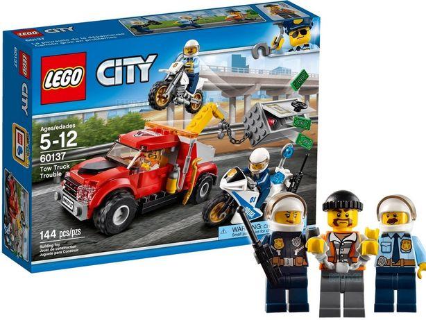 Lego City 60137 Eskortą Policyjna nowe klocki nowy duży zestaw