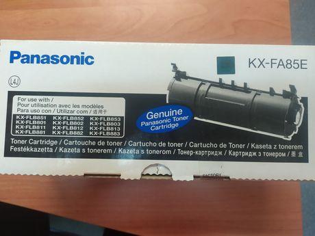 * Oryginalny panasonic KX-FA85E toner do urządzeń wielofunkcyjnych.