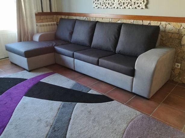 Sofá Redondela com 290 cm, novo de fábrica