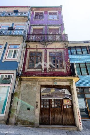 Prédio | Porto | Bonjardim | Reabilitar | Projeto