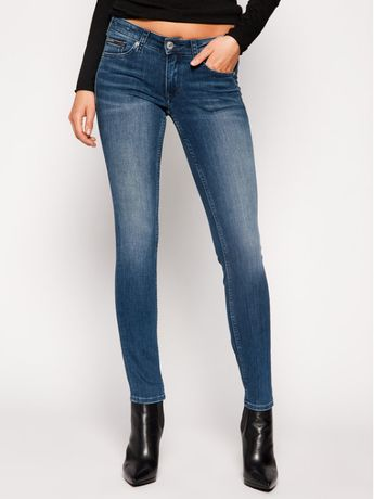 Spodnie damskie, jeansowe - TOMMY HILFIGER - r. 27/32