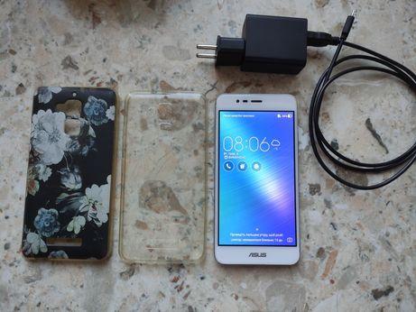 ASUS ZenFone 3 Max 2/16GB ZC520TL потужна батарея смартфон телефон