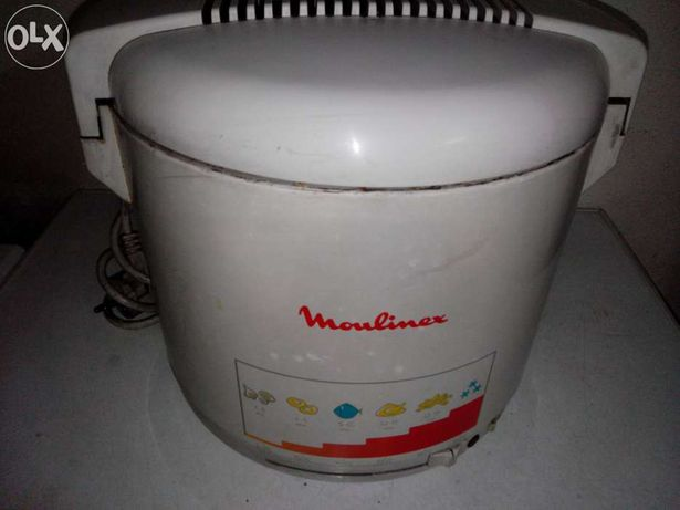 Fritadeira eléctrica