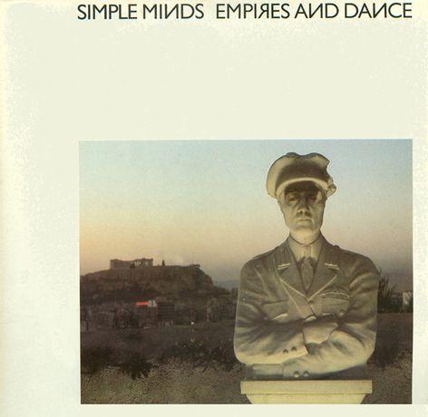 Płyta winylowa Simple Minds – Empires And Dance