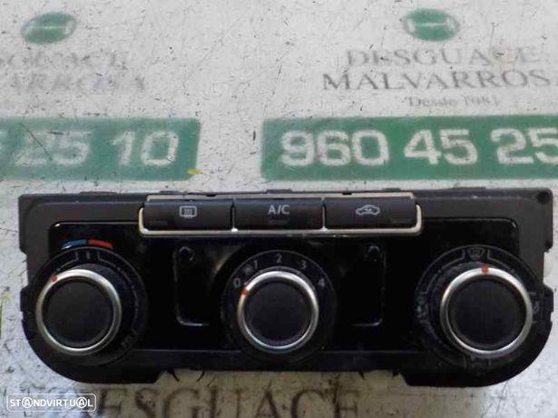 Comando chauffage VW PASSAT (362) 1.6 TDI CAYC