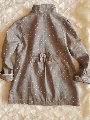 Płaszczyk wiosenny , kurtka dla dziewczynki, coccodrillo