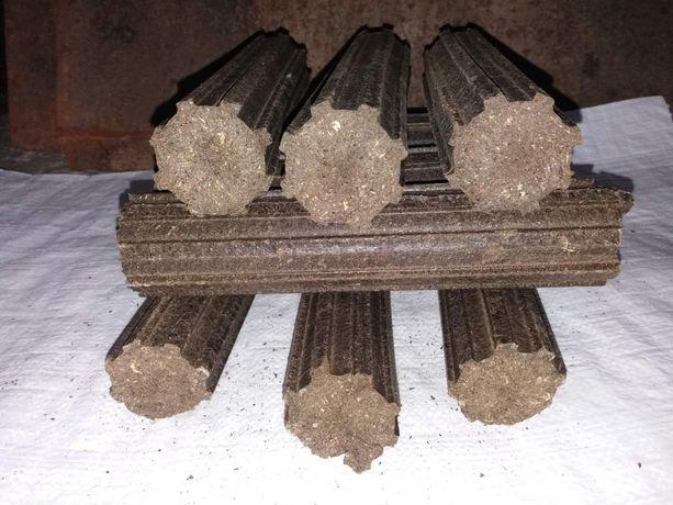 Продам паливні брикети 2000 грн тона