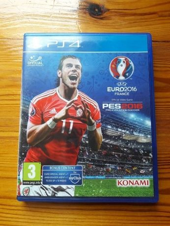Pro Evolution Soccer 2016 Play Station 4 PS4