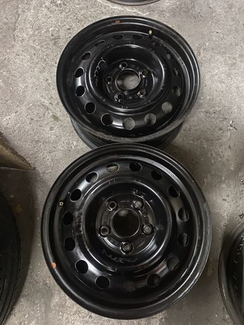 """2x Felga Stal 15"""" Hyundai / Kia 5x114.3"""