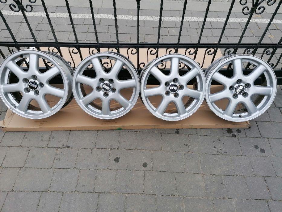 "FELGI Aluminiowe BBS 5x100 16 "" Skoczów - image 1"