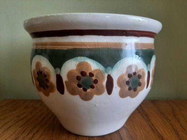 Керамічний декоративний посуд