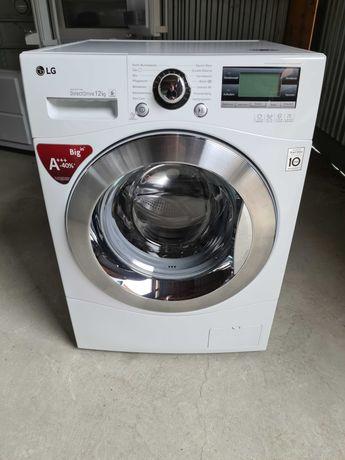 Пральна/стиральная/машина LG Inverter Direct Drive 12 KG/Made in Korea