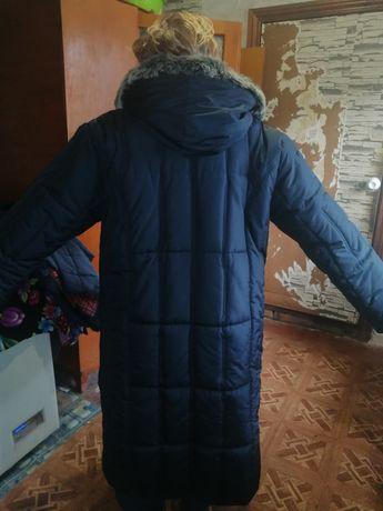 Пуховик женский р60-62